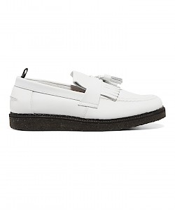 FRED PERRY X GEORGE COX TASSEL LOAFER