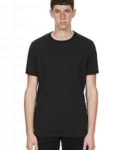 SPORTS AUTHENTIC TONAL TAPED RINGER T-SHIRT