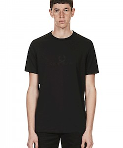 SPORTS AUTHENTIC TONAL EMBROIDERED T-SHIRT
