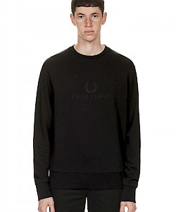 SPORTS AUTHENTIC TONAL EMBROIDERED SWEATSHIRT