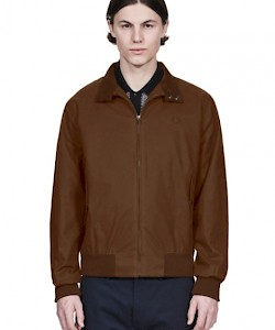 REISSUES Made in England Waxed Harrington - J4305