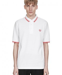 THE FRED PERRY SHIRT Made In Japan Polo Shirt - M102
