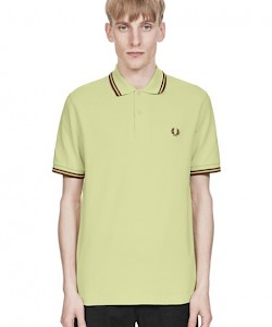 THE FRED PERRY SHIRT M12