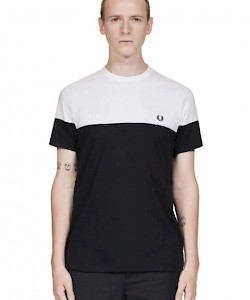 Panelled T-Shirt - M4547