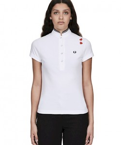 Amy Fred Perry Shirt - SG8620
