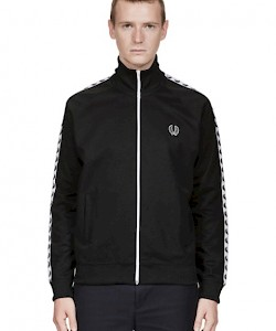 Taped Track Jacket - J6231