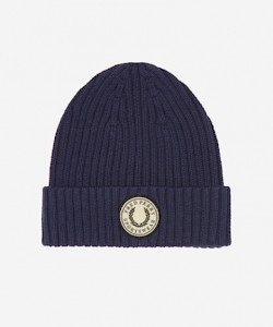Ribbed Cotton Beanie - C5122
